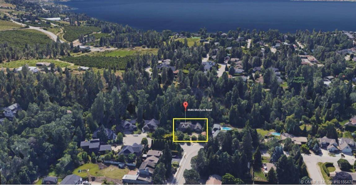 House for sale at 4646 Mcclure Rd Kelowna British Columbia - MLS: 10186470