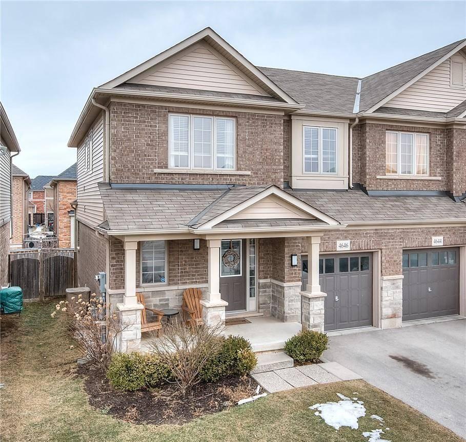 House for sale at 4646 Thomas Alton Blvd Burlington Ontario - MLS: H4073232