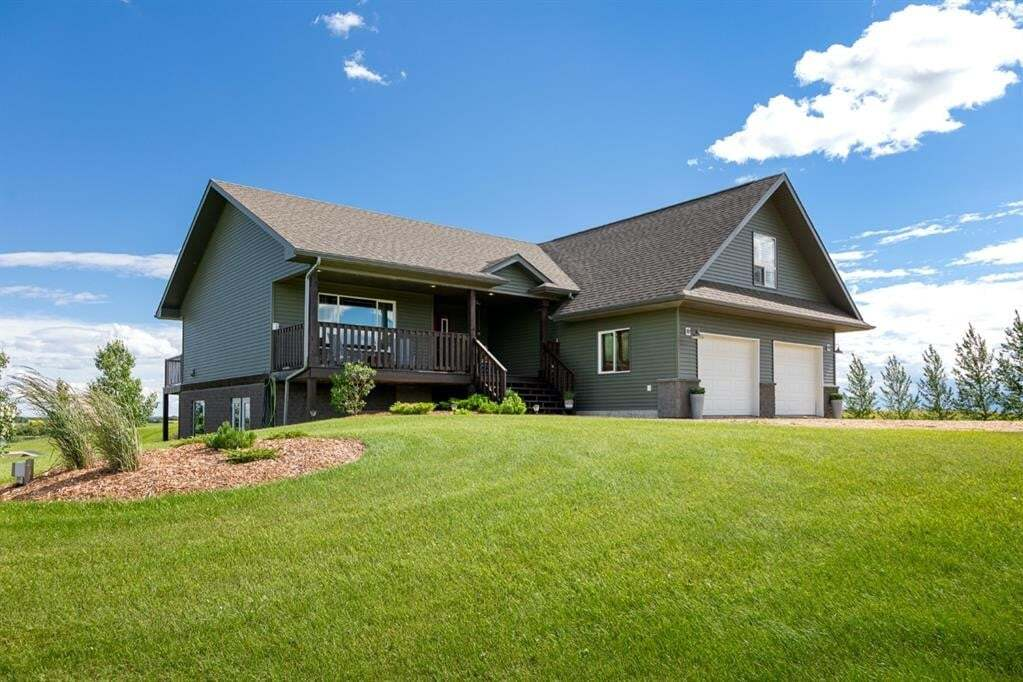 House for sale at 46466 Range Road 213  Rural Camrose County Alberta - MLS: CA0190964