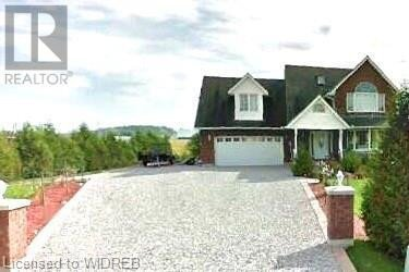 House for sale at 464976 Curries Rd Woodstock Ontario - MLS: 40033811