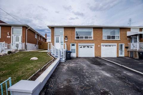 Townhouse for sale at 465 Fergo Ave Mississauga Ontario - MLS: W4414427