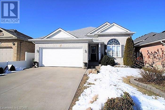 House for sale at 465 Highview Dr St. Thomas Ontario - MLS: 246481