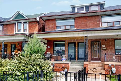 Townhouse for sale at 465 Margueretta St Toronto Ontario - MLS: W4751243