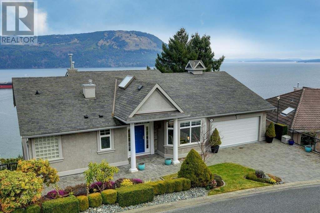 House for sale at 465 Seaview Wy Cobble Hill British Columbia - MLS: 421586