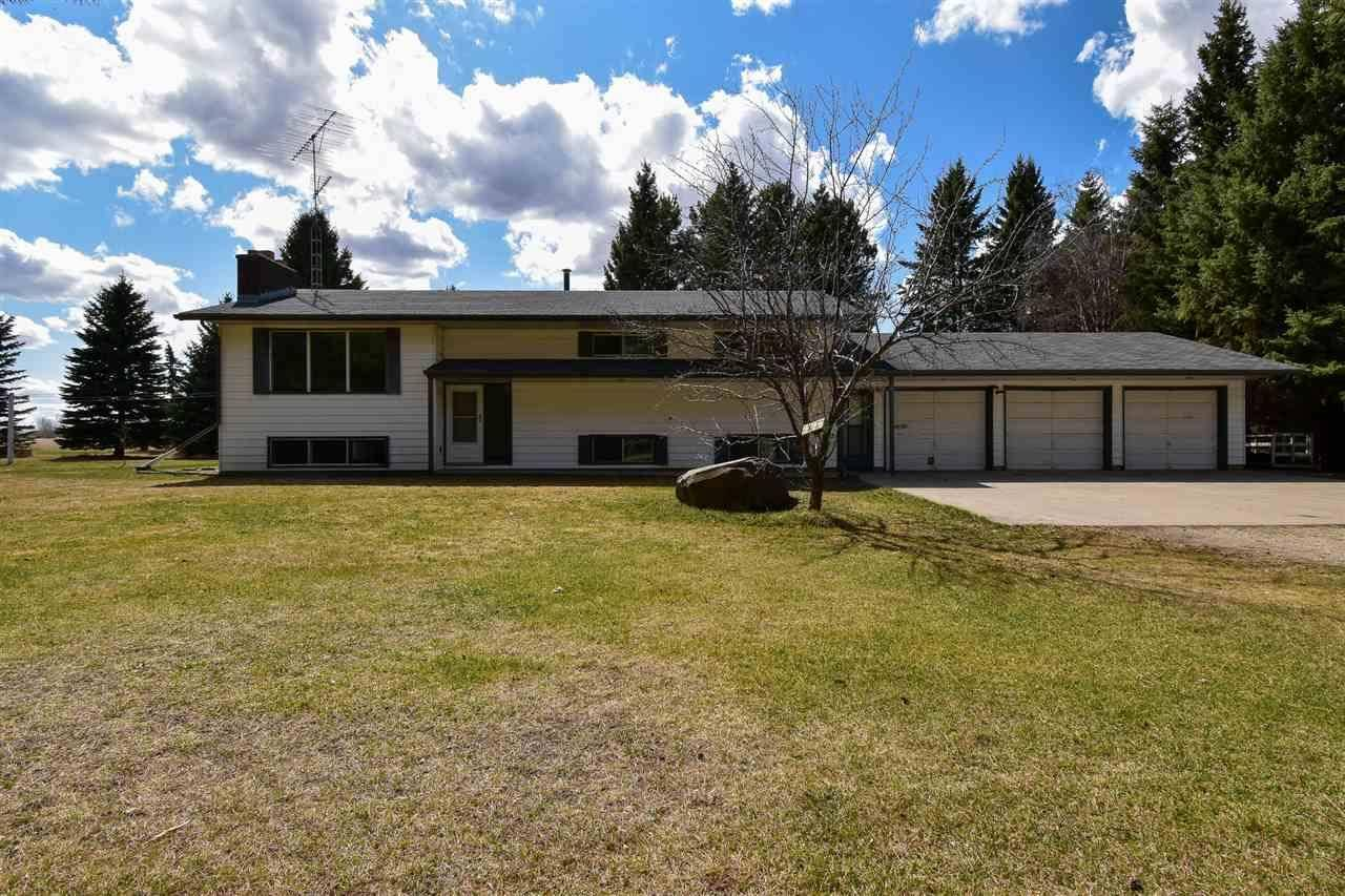 House for sale at 465062 2a Hy Rural Wetaskiwin County Alberta - MLS: E4190725