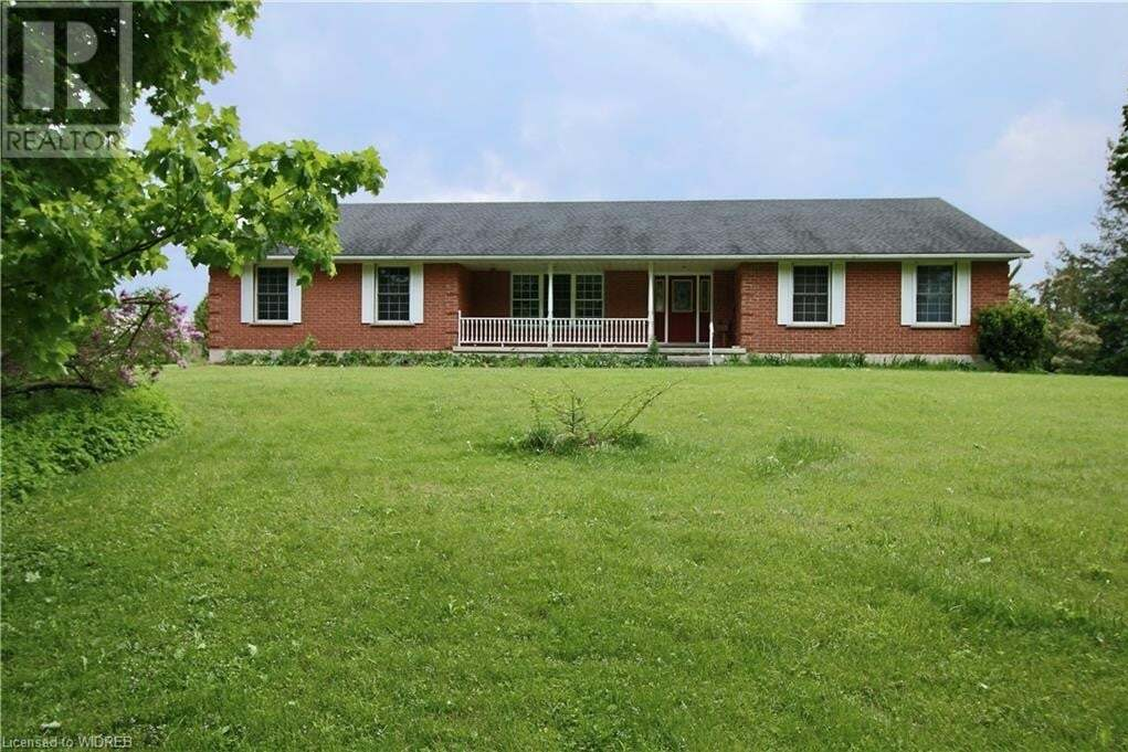House for sale at 465094 Curries Rd Norwich (twp) Ontario - MLS: 262397