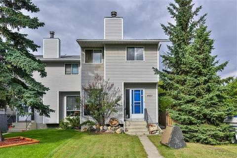 Townhouse for sale at 4651 80 St Northwest Calgary Alberta - MLS: C4265291