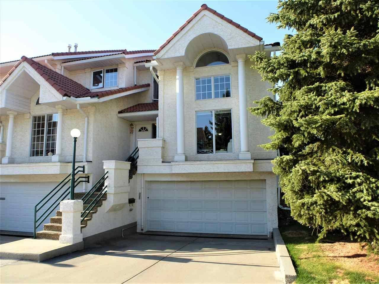 Townhouse for sale at 4652 151 St Nw Edmonton Alberta - MLS: E4187945