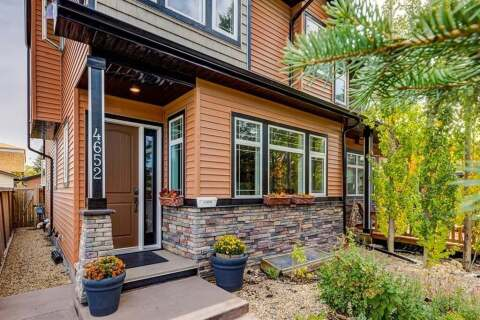 Townhouse for sale at 4652 81 St NW Calgary Alberta - MLS: A1036600