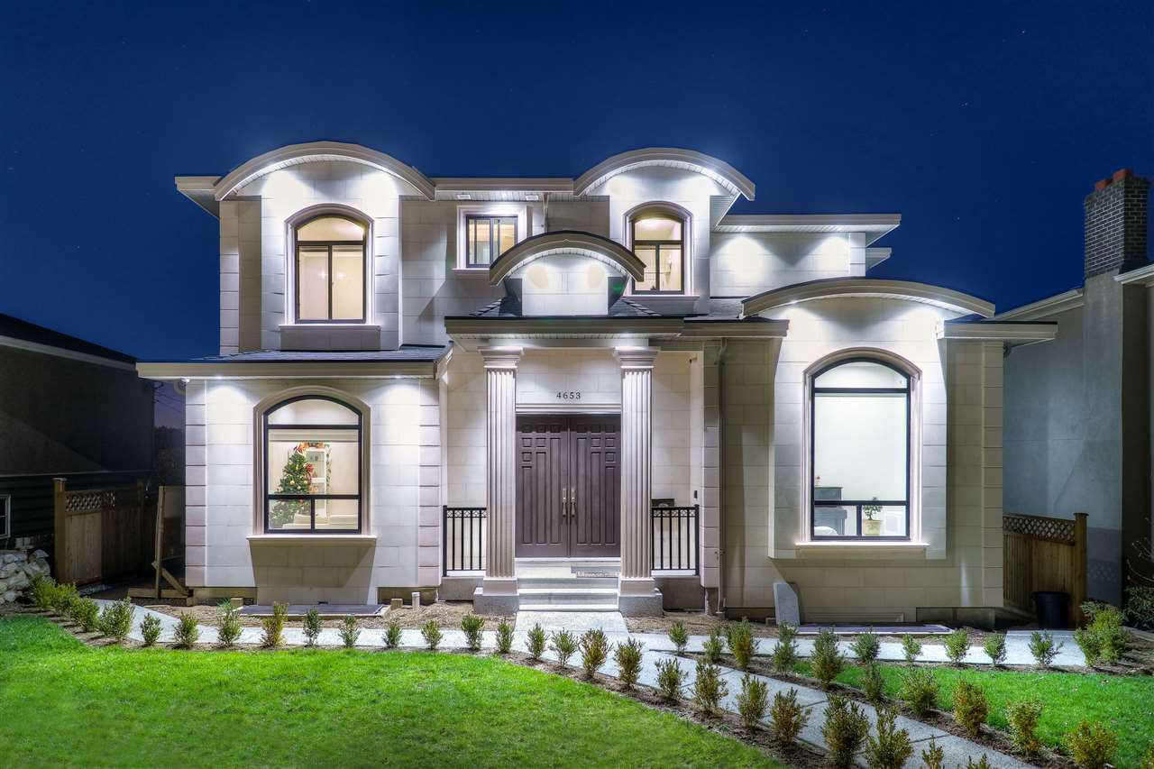 For Sale: 4653 Burke Street, Burnaby, BC | 6 Bed, 6 Bath House for $2,588,000. See 20 photos!