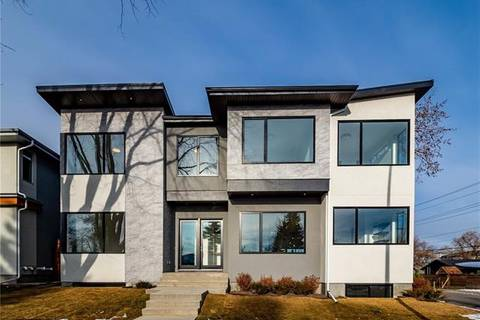 Townhouse for sale at 4655 19 St Southwest Calgary Alberta - MLS: C4244891