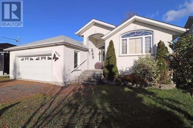 House for sale at 4656 Gilbert St Hanmer Ontario - MLS: 2089967