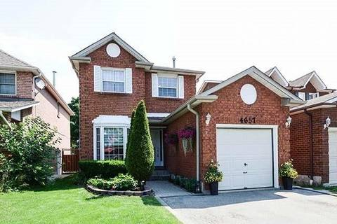 House for rent at 4657 Moccasin Tr Mississauga Ontario - MLS: W4732428