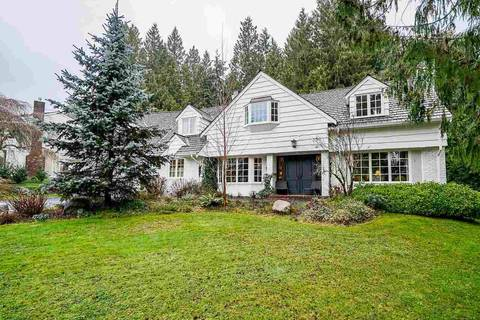 House for sale at 4658 Piccadilly North  West Vancouver British Columbia - MLS: R2433473