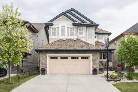 House for sale at 466 Ainslie Cres Sw Edmonton Alberta - MLS: E4158390