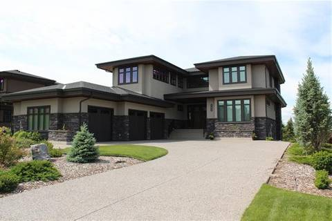 House for sale at 466 Brookside Ct Rural Rocky View County Alberta - MLS: C4268372