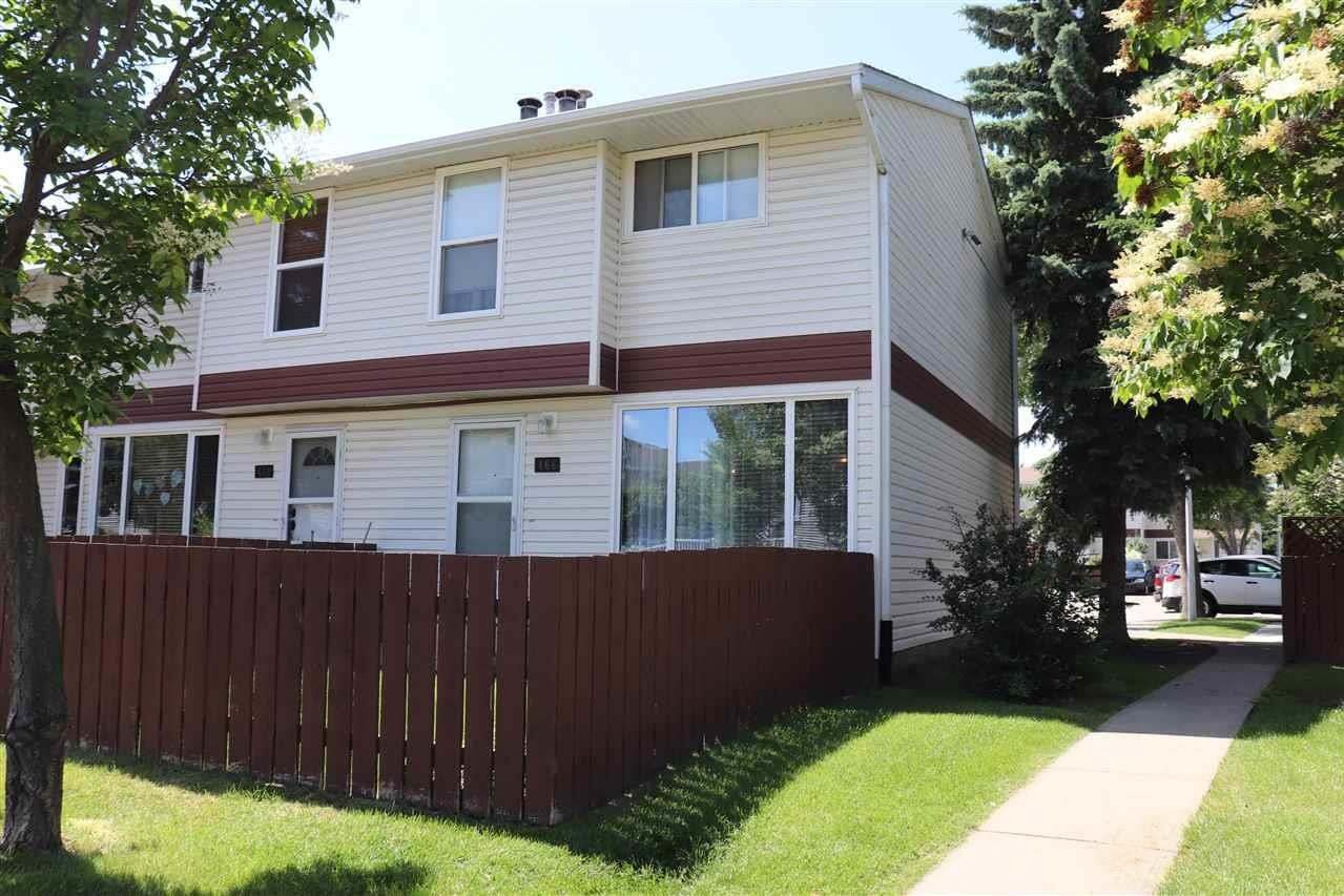 Townhouse for sale at 466 Clareview Rd NW Edmonton Alberta - MLS: E4203469