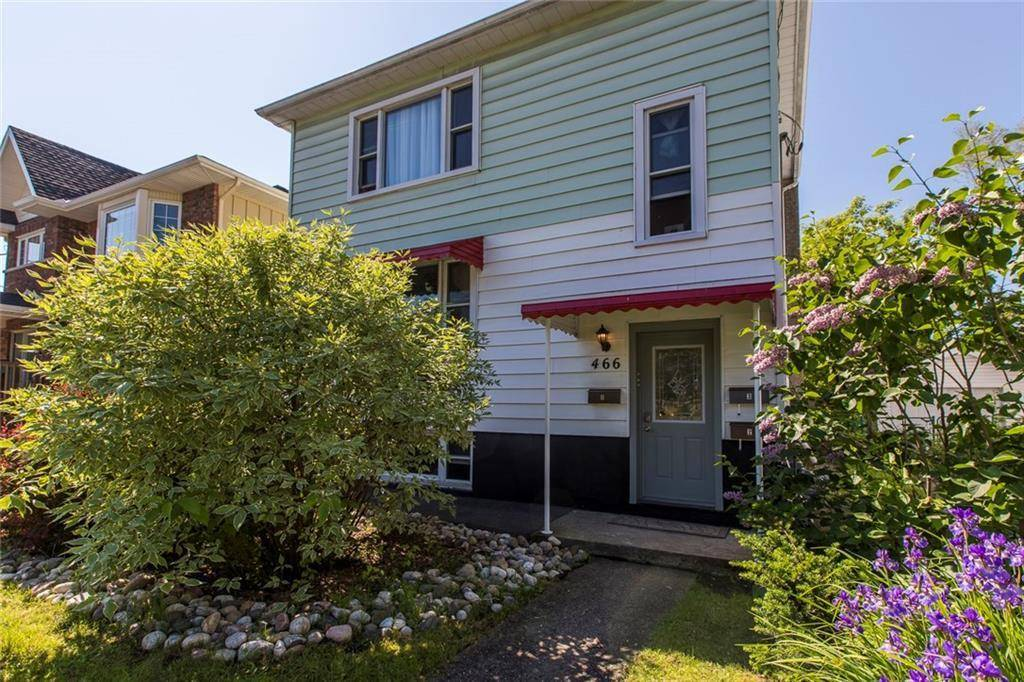 Townhouse for sale at 466 Guy St Ottawa Ontario - MLS: 1166395