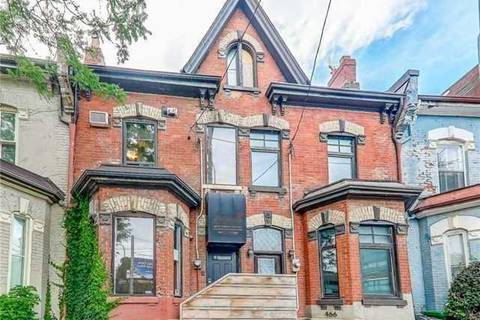 Townhouse for sale at 466 King St Toronto Ontario - MLS: C4611514
