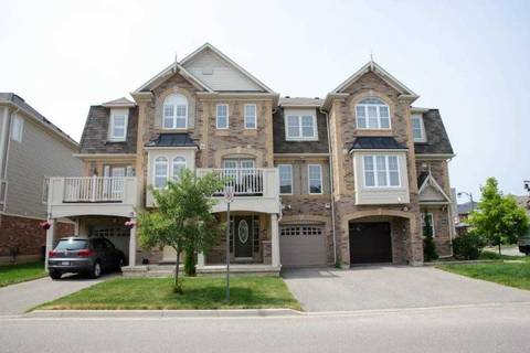 Townhouse for rent at 466 Mckim Gt Milton Ontario - MLS: W4514867