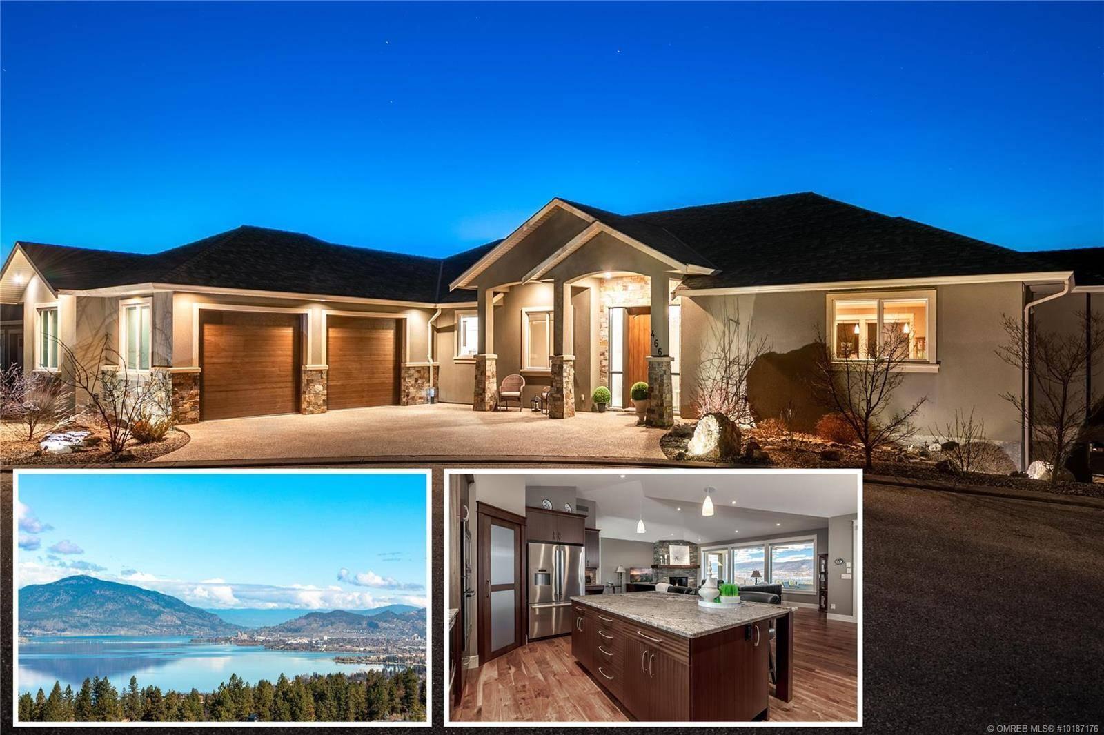 House for sale at 466 Pen Ln Kelowna British Columbia - MLS: 10187176