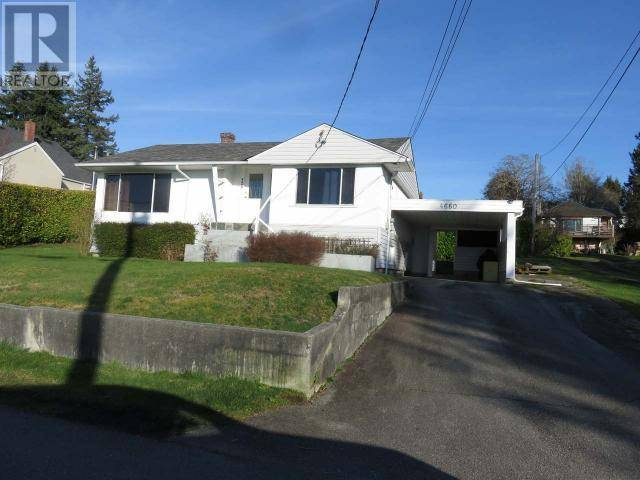House for sale at 4660 Harwood Ave Powell River British Columbia - MLS: 14893