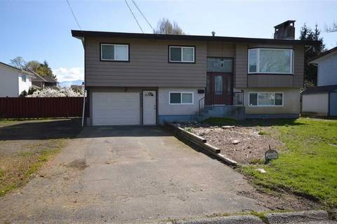 House for sale at 46629 Montana Dr Chilliwack British Columbia - MLS: R2385585