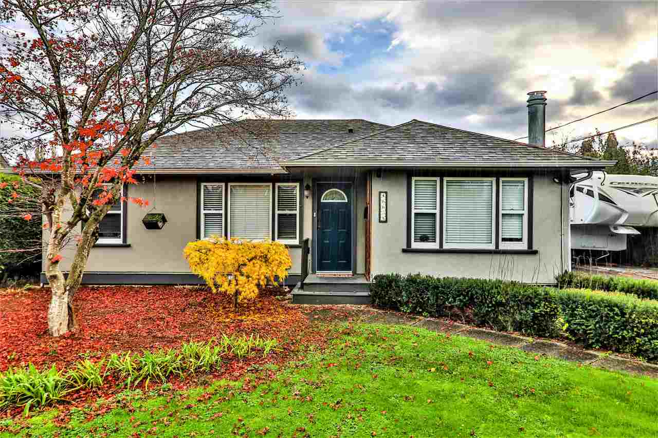 Sold: 46638 First Avenue, Chilliwack, BC