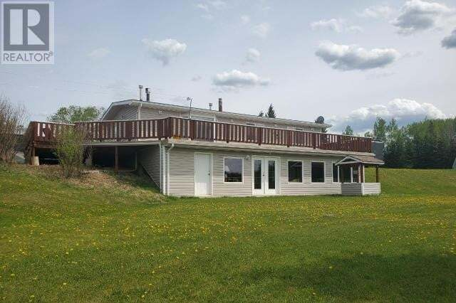 Residential property for sale at 4665 Mcdonough Rd Chetwynd Rural British Columbia - MLS: 183965
