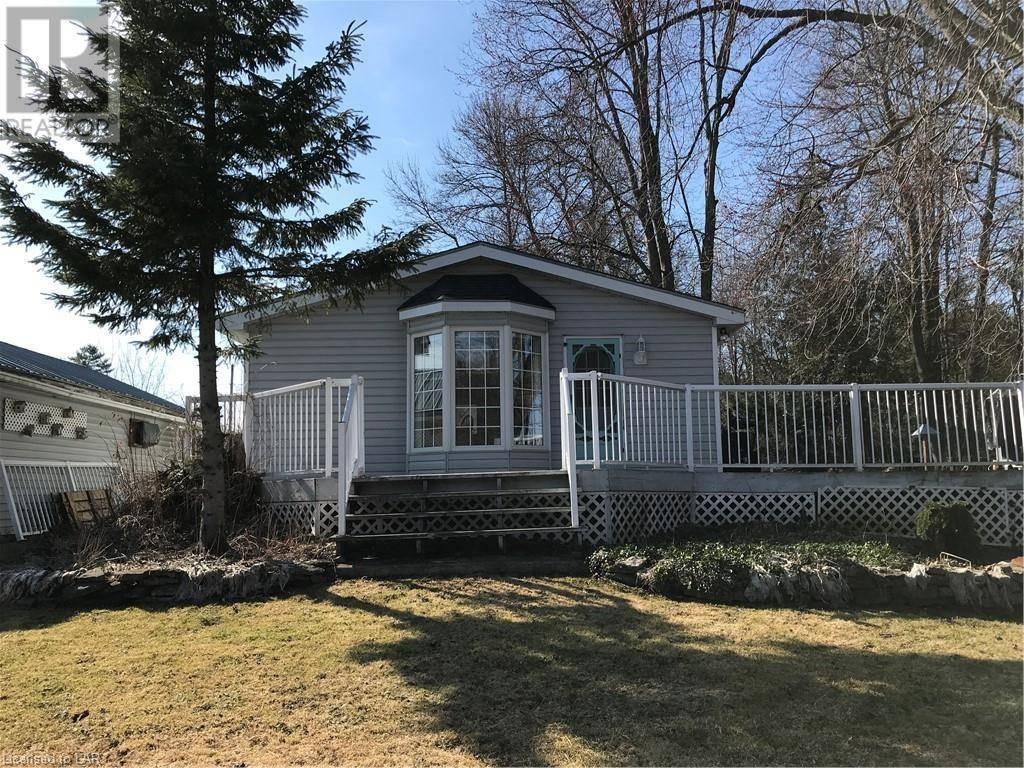 House for sale at 4666 Ironbridge Ln Severn Bridge Ontario - MLS: 224495