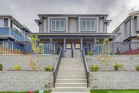 Townhouse for sale at 4666 Victoria Dr Vancouver British Columbia - MLS: R2422625