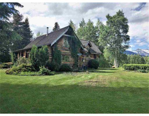 House for sale at 4668 Eddy Rd Mcbride British Columbia - MLS: R2355494