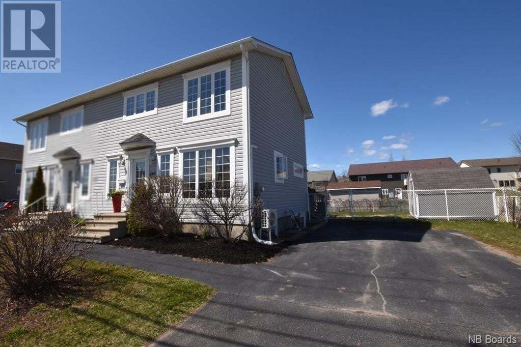 House for sale at 467 Clements Dr Fredericton New Brunswick - MLS: NB043317