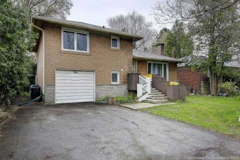 House for rent at 467 Cummer Ave Toronto Ontario - MLS: C4951442