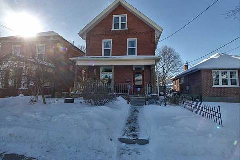 House for sale at 467 Downie St Peterborough Ontario - MLS: X4687784