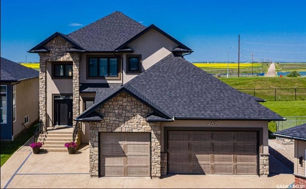 House for sale at 467 Mahabir Cres Saskatoon Saskatchewan - MLS: SK781709