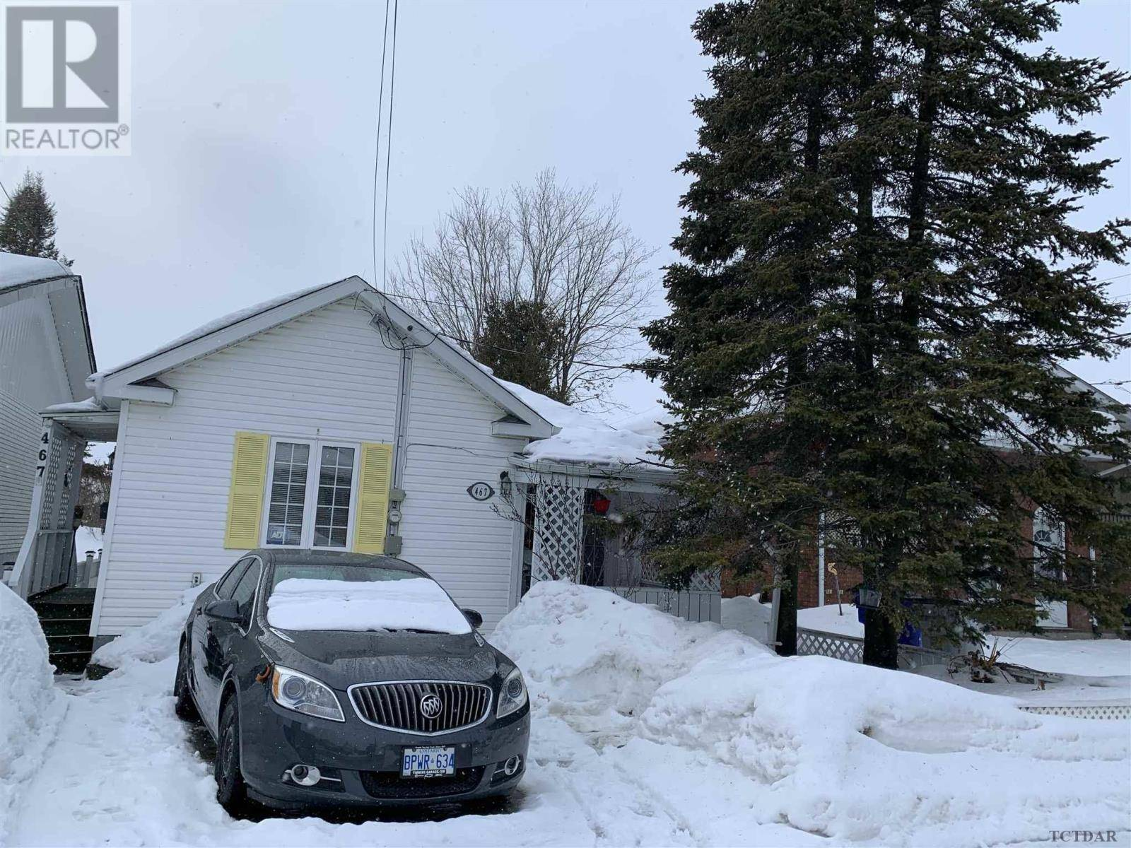 House for sale at 467 Pine St N Timmins Ontario - MLS: TM200511