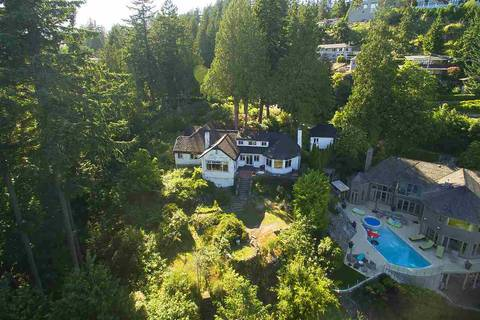 House for sale at 4670 Piccadilly South Rd West Vancouver British Columbia - MLS: R2185286