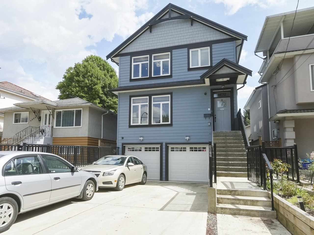 Removed: 4672 Clarendon Street, Vancouver, BC - Removed on 2019-08-21 06:30:19