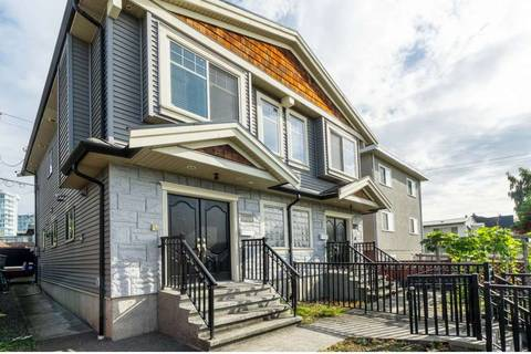 Townhouse for sale at 4674 Victoria Dr Vancouver British Columbia - MLS: R2413120