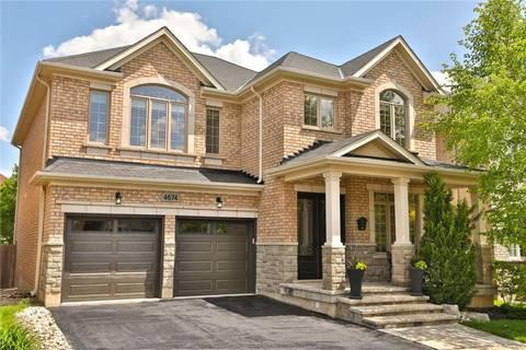 House for sale at 4674 Webb St Burlington Ontario - MLS: H4056142