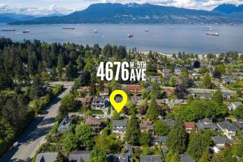 House for sale at 4676 5th Ave W Vancouver British Columbia - MLS: R2457835