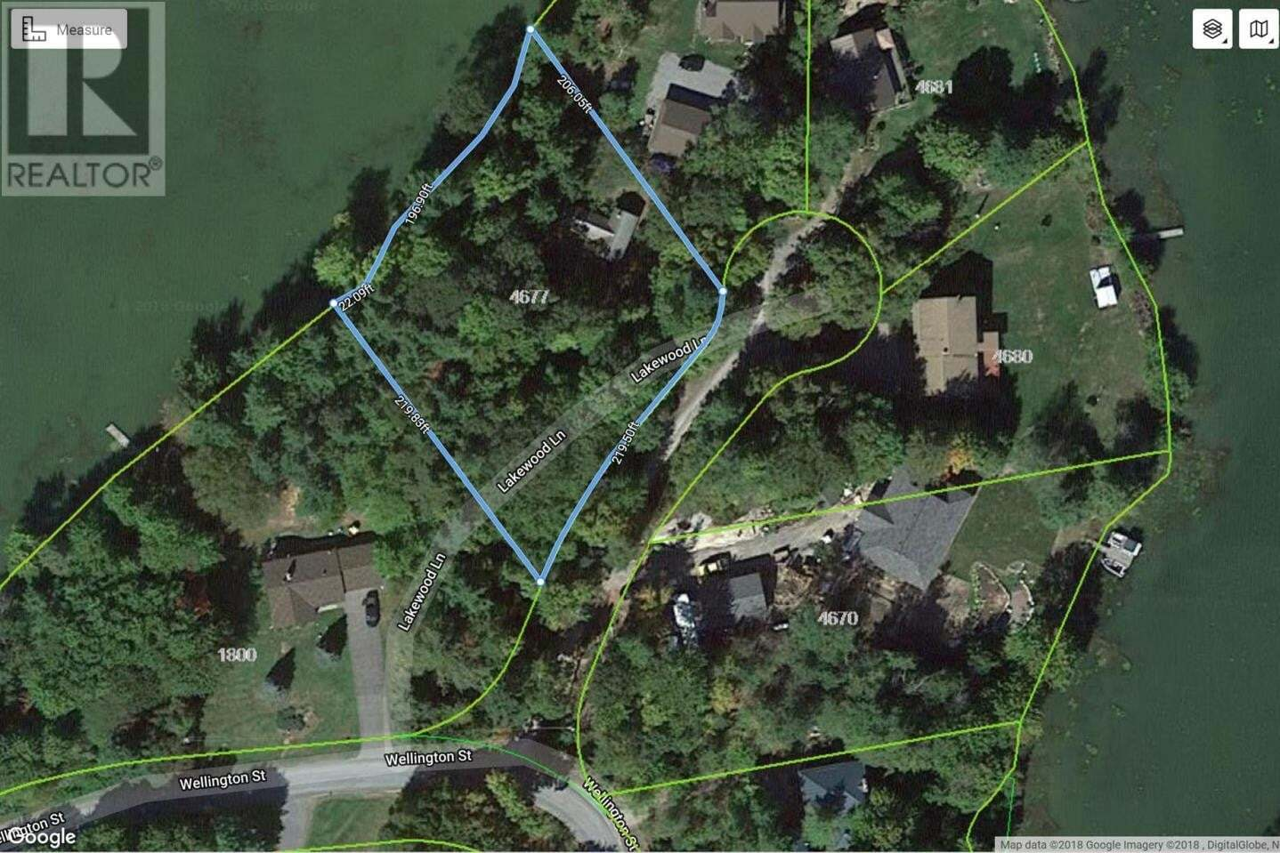 Home for sale at 4677 Lakewood Ln South Frontenac Ontario - MLS: K20004157