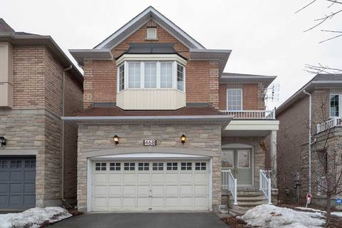 House for sale at 468 Apple Blossom Dr Vaughan Ontario - MLS: N4386317