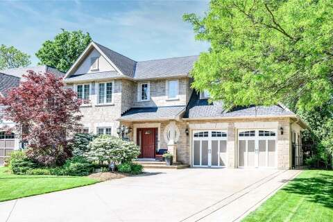 House for sale at 468 Bellwood Ave Oakville Ontario - MLS: W4788406