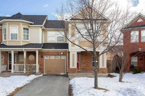 Townhouse for sale at 468 Collis Ct Milton Ontario - MLS: W4697326