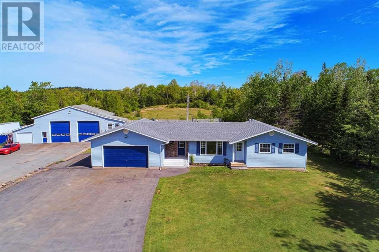 House for sale at 468 East Uniacke Rd East Uniacke Nova Scotia - MLS: 202018575