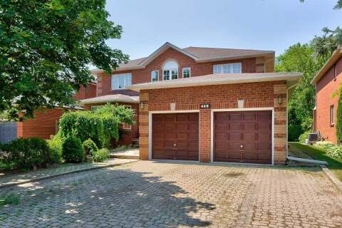 House for sale at 468 Golden Oak Dr Oakville Ontario - MLS: W4825525