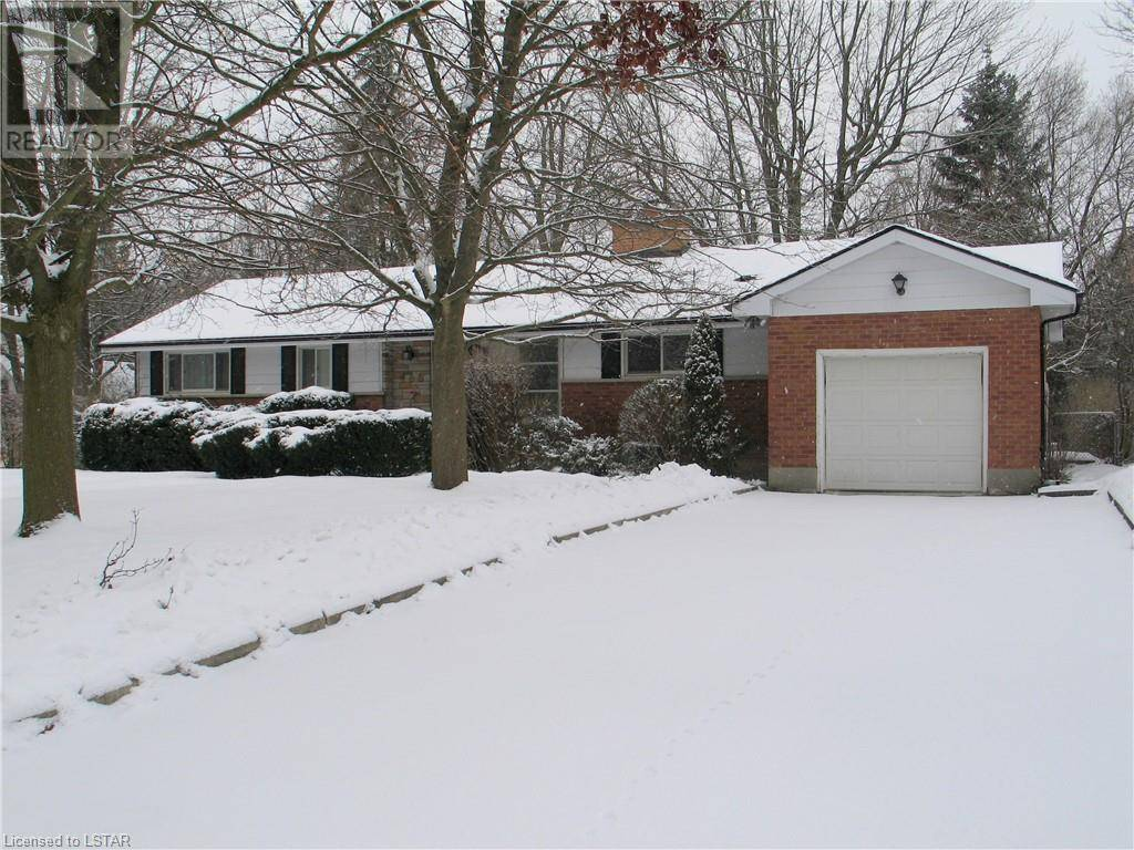House for sale at 468 Hibiscus Ave London Ontario - MLS: 244383
