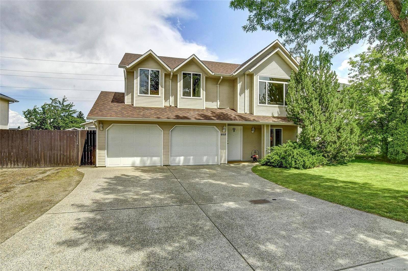 House for sale at 468 Klassen Rd Kelowna British Columbia - MLS: 10186647